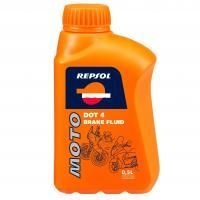 Repsol Moto Brake Fluid DOT-4 (500 мл.), (1/15)