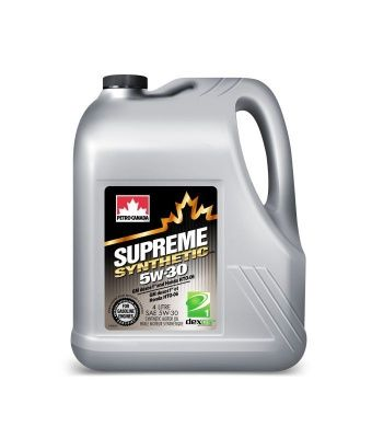 PC  SUPREME SYNTHETIC  5W30  SN (4л.)  (1/4)